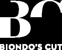 Biondo's Cut Logo